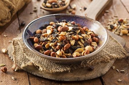 healthy foods - nuts