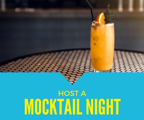 Dj17 Extra Ways Mocktail Night