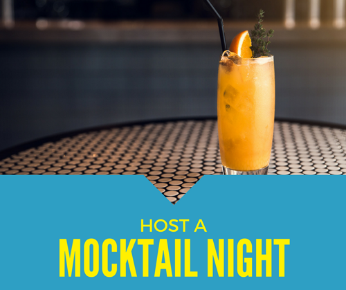 Dj17 Extra Ways Mocktail Night