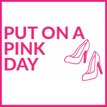 Put on a pink day