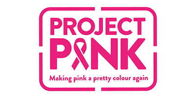 Project Pink Logo Ribbon Device Transparent Rbg