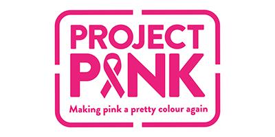 Project Pink Logo Ribbon Device Transparent Rbg