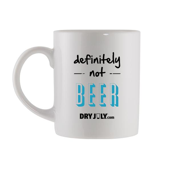 Dry July mug