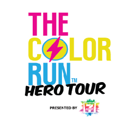 The Colour Run Hero Tour