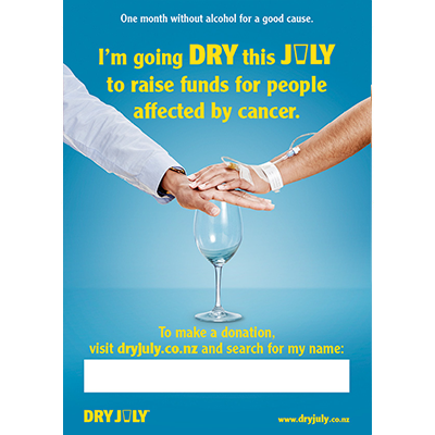 Support My Dry July