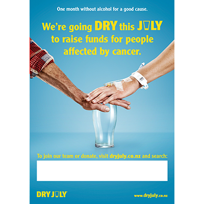 Support Our Dry July