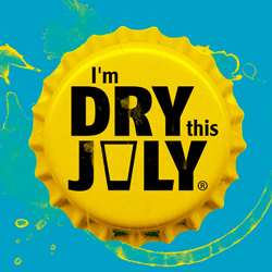 I'm Dry this July