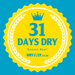 31 Days Dry Badge