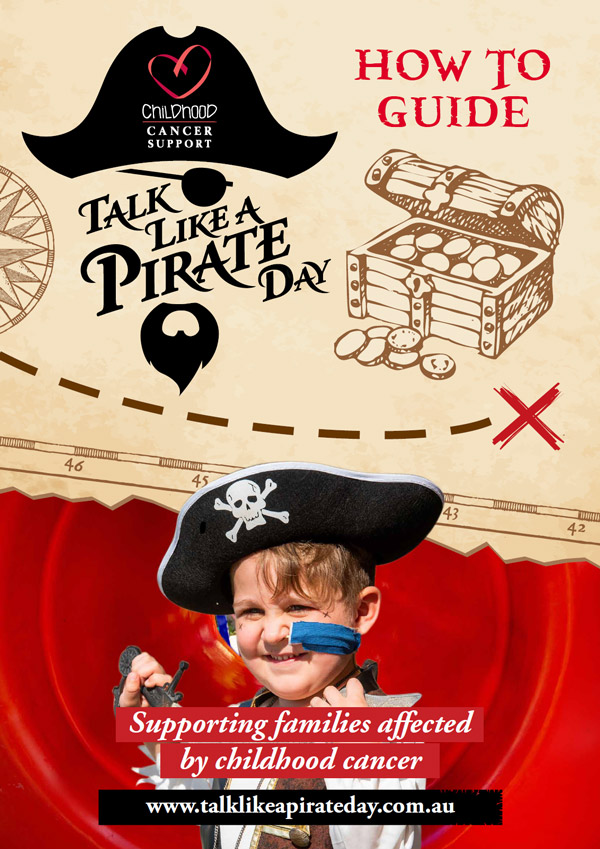 How to Guide - Talk Like a Pirate Day