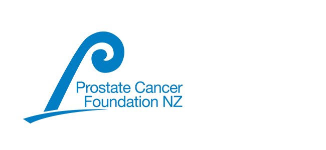 Prostate Cancer Foundation NZ logo