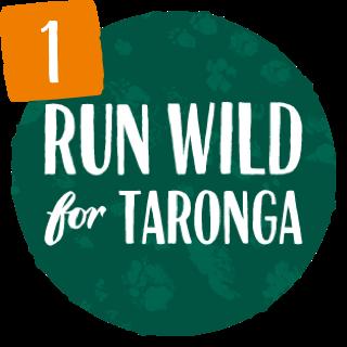 Run Wild For Taronga Step 1