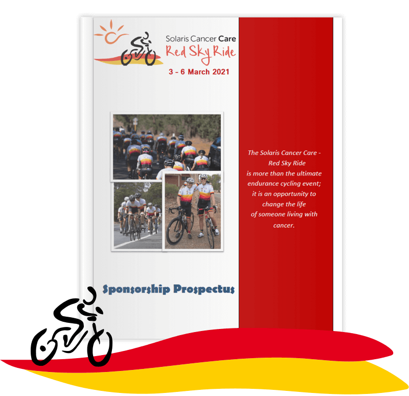 Red Sky Ride Sponsorship Page Image
