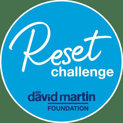 The Reset Challenge Logo