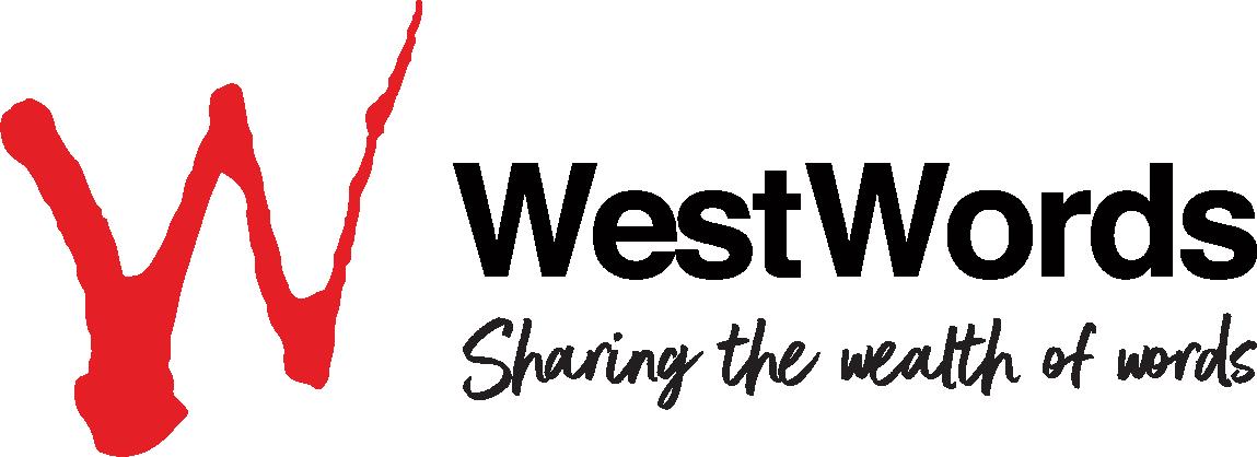 West Words Horiz Logo Sharing Wealth