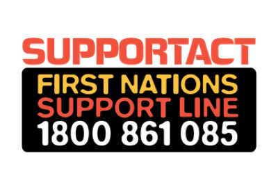 First Nations Support Line Image