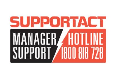 Manager Support Hotline Image