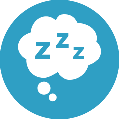 Dry July - sleeping better icon