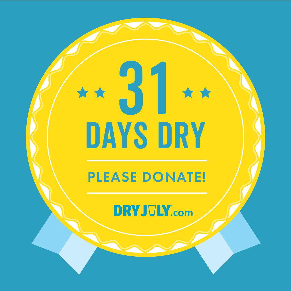 31 Day Dry