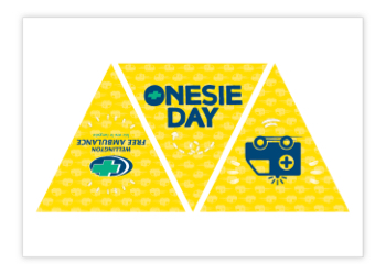 1406 Wfa Onesie Day 2021 Resource Bunting 1 Thumbnail