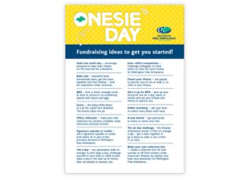 1406 Wfa Onesie Day 2021 Resource Fundraising Ideas 1 Thumbnail