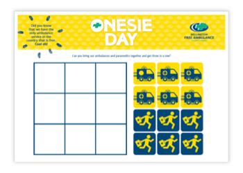 1406 Wfa Onesie Day 2021 Resource Tictactoe Thumbnail