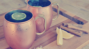 Small moscow mule sml