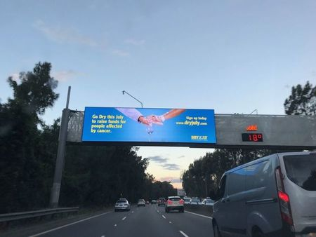 Small dj19 billboard