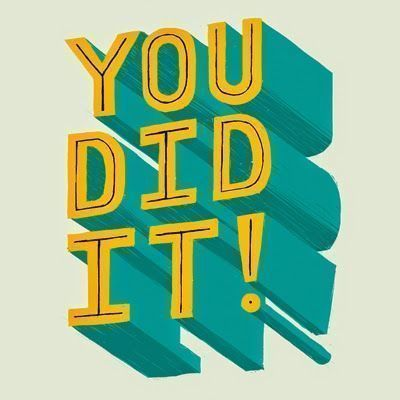 Small you did it