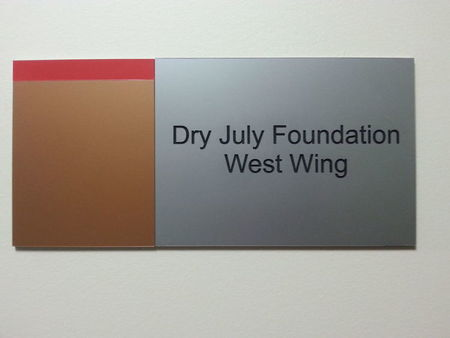 Small dry july foundation wing 3