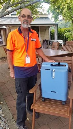 Small oxygen concentrator  nz nelson