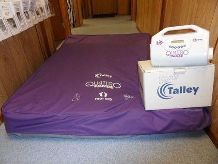 Small double air mattress 2