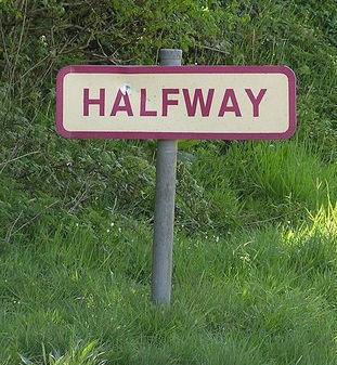 Small halfway