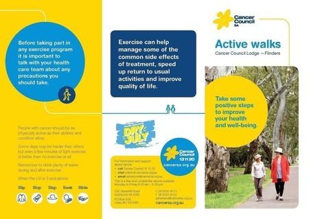 Small ccs11049 active walks dl brochure   flinders proof14 page 1