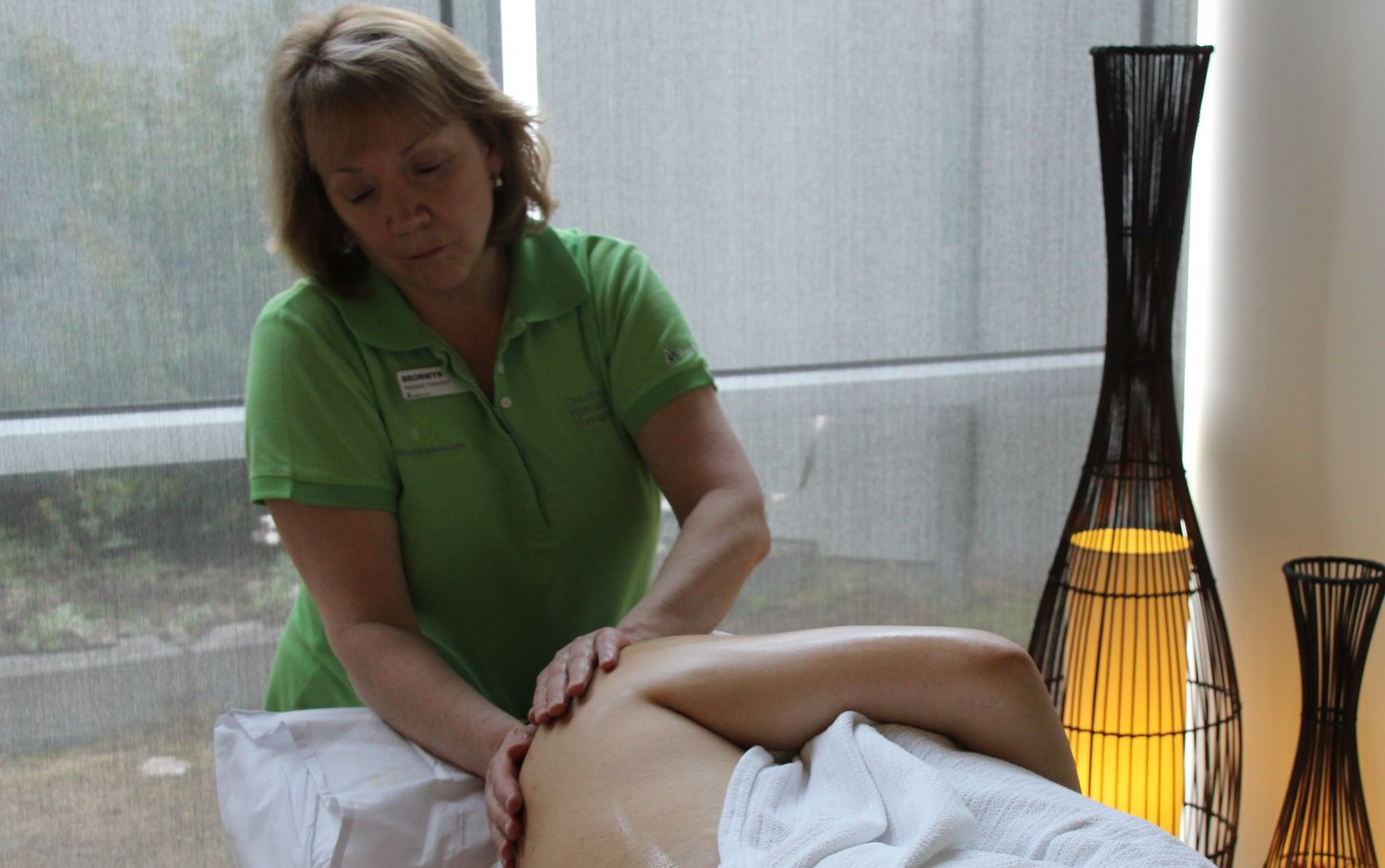 Dry July Funds At Work Oncology Massage Program Patient Feedback