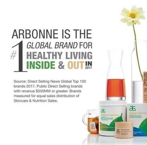Support Arbonne Shake It Up This Dry July And Make A Donation